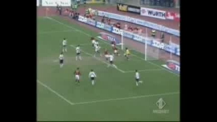 As Roma Goals 2006/2007