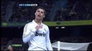 "Кристиано Роналдо наказа Барселона казвайки "" Спокойно аз съм тук """
