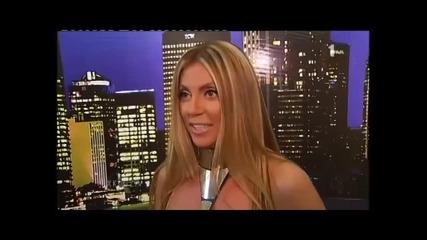 Indira Radic - O novoj pesmi Zodiac - Ekskluziv - (TV Prva 2012)