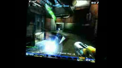 Виртуозен играч на Unreal Tournament 2004 - Божествена трудност. Епизод 1.
