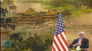 "China Navy Warns U.S. Plane: ""You Go!"""