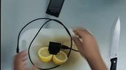 Когато животът ти поднесе лимони – зареди си смартфона