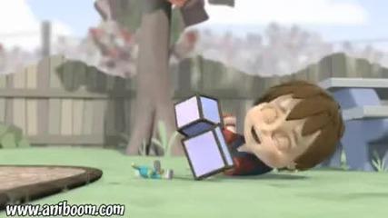 Магическата кутия - Забавна анимация