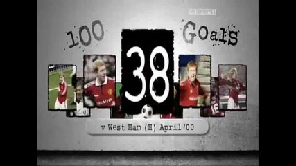 Paul Scholes Premier League Goals