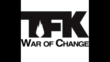 Thousand foot krutch - War of chan