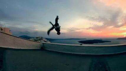 Red Bull Art of Motion 2012 Santorini - Volcanic Action