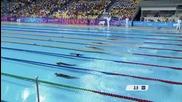 Младежки олимпийски игри 2010 - Плуване 50 метра бруст Серий