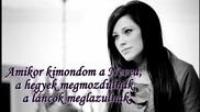 Kari Jobe - When I speak your name (magyar felirattal)