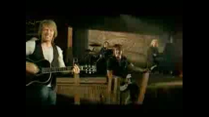 Bon Jovi - Lost Highway (official Video)