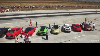 Drag Racing video by Tuning.bg