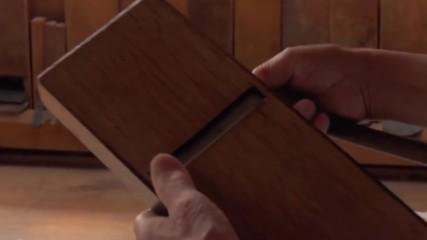 Удивителен японски майстор на ковчежета