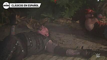 Clásicos en Español: The Undertaker vs AJ Styles – Lucha de Cementerio: WrestleMania 36 Part 1