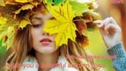 I wish you a beatiful autumn days