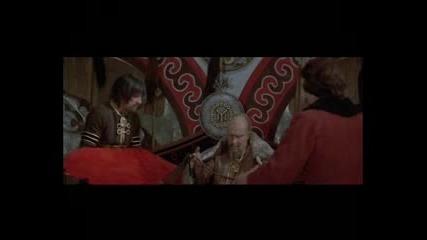 Българският филм Хан Аспарух (1981) - 2 серия, Фанагория [част 4]