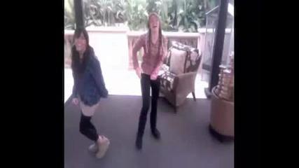 Miley Mandy Show Hoedown out takes