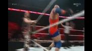 Райбак и Братята Дъдли срещу Семейство Уаят - Wwe Raw - 18.01.16