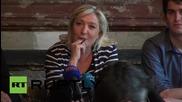 France: Le Pen launches anti-TTIP campaign