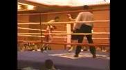 Muay Thai Vs Savate