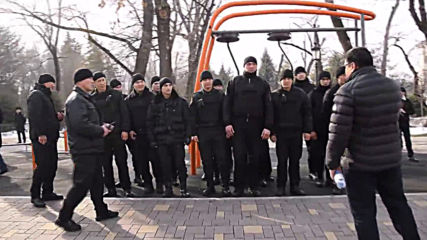 Kazakhstan: Two unauthorised protests held in Almaty