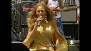 Beyonce - Be With You [live] - Early Show