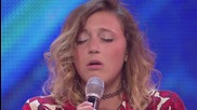 Rebecca Jones sings Andy William's Moon River - Arena Auditions Wk 1 - The X Factor Uk 2014