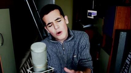 "Българско момче пее страхотно песента "" As long as you love me "" ( cover by Veniamin Dimitrov )"