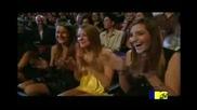 Филмови награди на Мтв 2009 - Робърт Патинсън