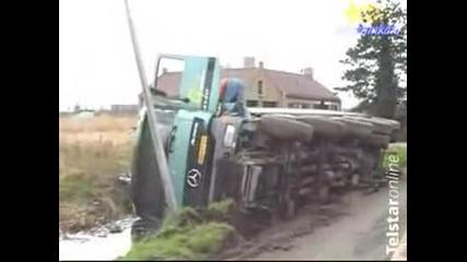 Най-Лесния Начин Да Си Измиеш Камиона!