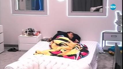 Ваня се изнася от спалнята си заради Кулагин – VIP Brother 2018