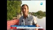 Водата в Мизия се оттича, разкрива се страшна картина - Новините на Нова 04.08.2014