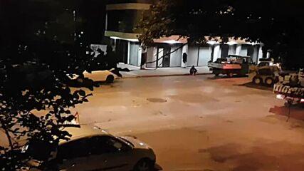 МОЯТА НОВИНА: Ремонт на път в София в 04:00 сутринта