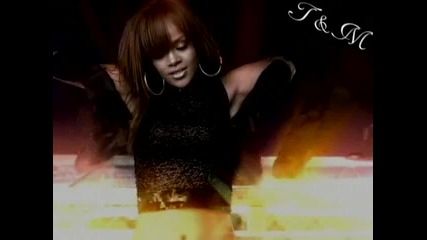 * Beyonce & Rihanna - Jumpin Jumpin * Fan Video * T & М Production + Текст