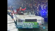 Kat-tun - Real Face (live in Tokyo Dome'06)