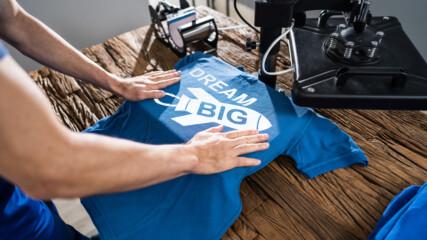 Искаш да си уникален? Направи си своя тениска!