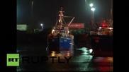 Чили: Жителите на Арика се евакуират след земетресение и заплаха от цунами
