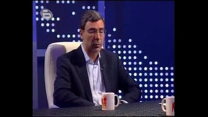 Даниел Вълчев в Нека Говорят,  Бтв,  22.05.2009