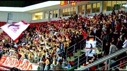 Волейбол: Ц С К А 0 - 3 Аркас Измир (18.01.2012) - Само Ц С К А !