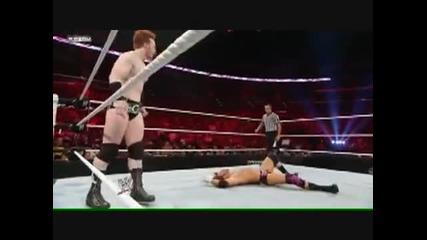Най-късия мач за титла в Wwe