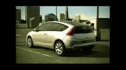 Citroen C4 Dancing Car