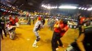 Gopro Hd_ Phoenix Race Monster Energy Supercross 2011