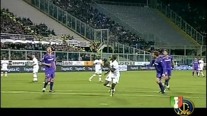 Highlights : Italian Cup - Fiorentina - Inter 0:1