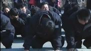 Пхенян скърби за Ким Чен Ир