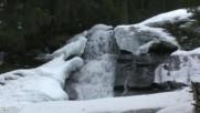 Зимни водопади-Рила
