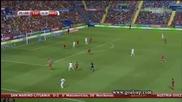 Испания 5:1 Македония 08.09.2014