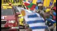 Леонардо Пиеполи Спечели 10тия Етап От Тура