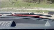 Drag Fiesta 1.6 Xr2i vs. Focus 2.0i + обиколка