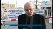 """Над 300 души от """"ТЕРЕМ"""" блокираха пътя Варна – Белослав"""