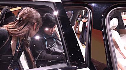 USA: Volkswagen showcases new ID Space Vizzion Concept in LA car show