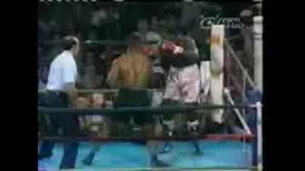Tyson vs. Frazier