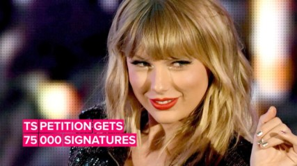 You can sign the Taylor Swift petition against Scooter Braun